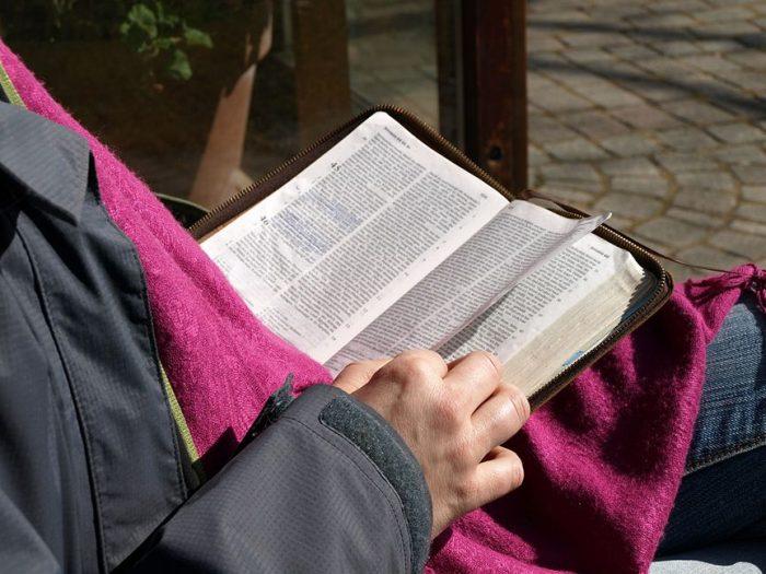 Читают ли в России Библию?