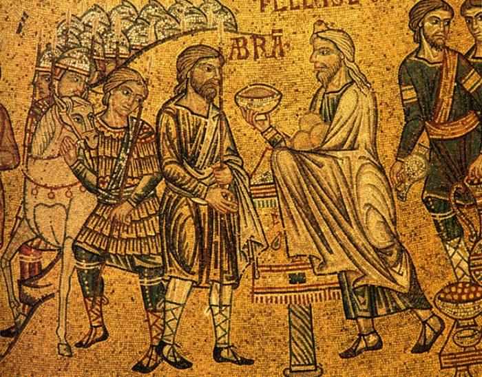 «Священство по чину Мелхиседека»: как понять?