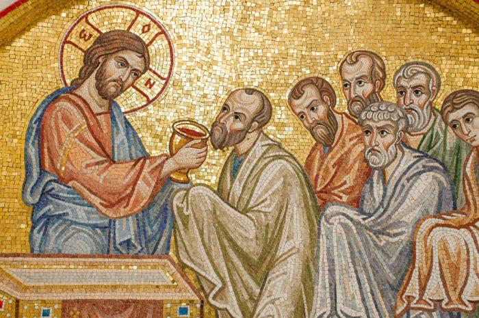 «Христос чаши» И Дух Слова Божия. История и Предание