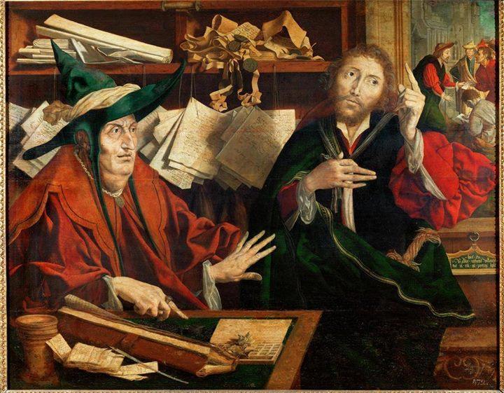 О пользе благоразумия в Притче о неверном управителе