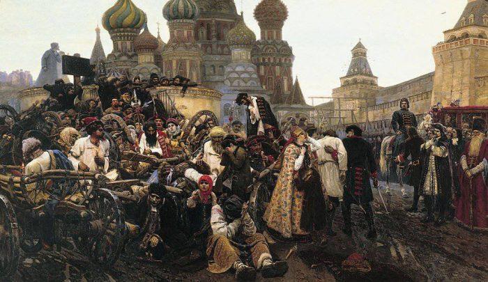 Лилия Ратнер: Россия перед судом истории в картинах В. Сурикова