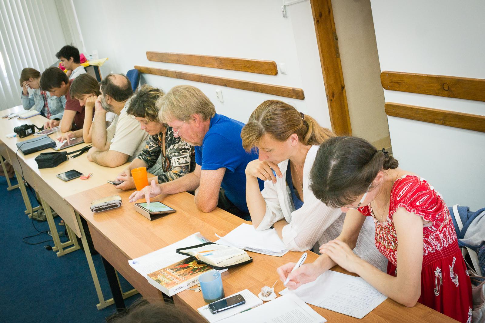 Евангельские группы: возможность новых отношений друг с другом