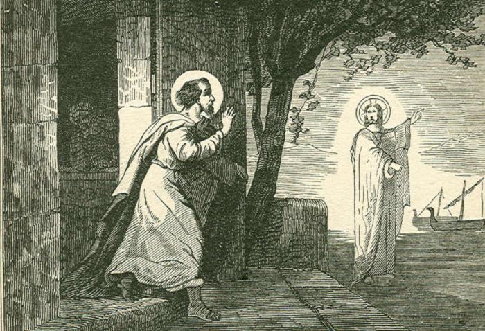Великий пост. Евангелие от Луки 5-6