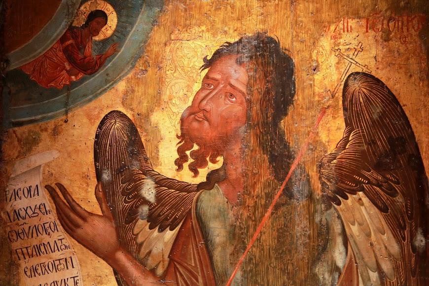 Великий пост. Евангелие от Матфея 11-12
