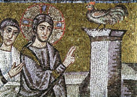 Великий пост. Евангелие от Марка 13-14
