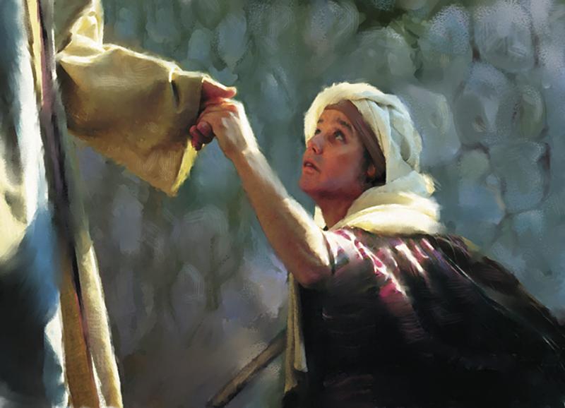 Великий пост. Евангелие от Матфея 9-10