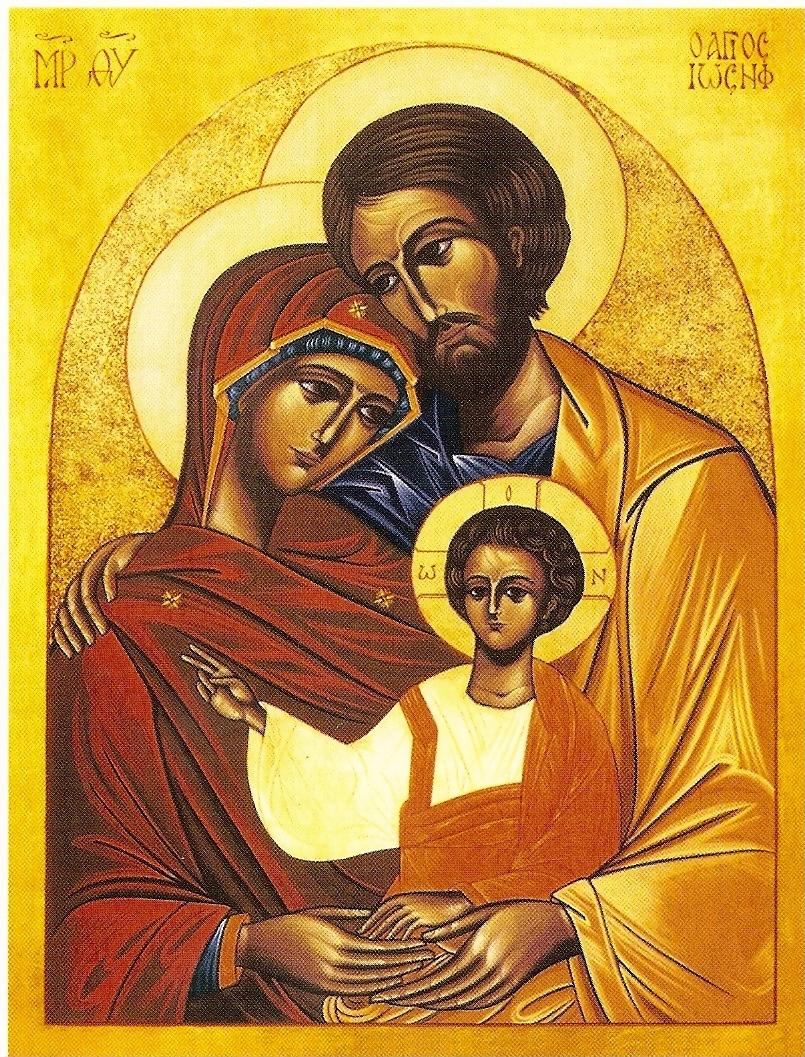 Великий пост. Евангелие от Матфея 1-2