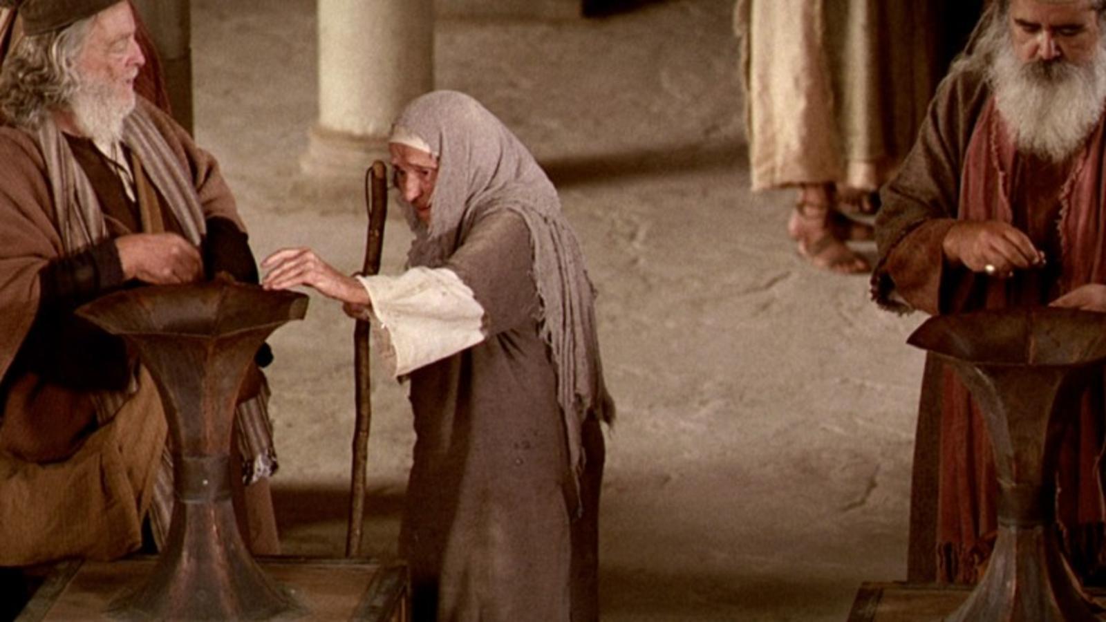 Великий пост. Евангелие от Марка 11-12