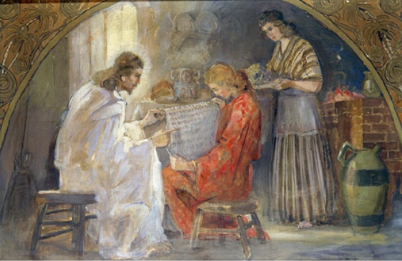 Великий пост. Евангелие от Луки 9-10