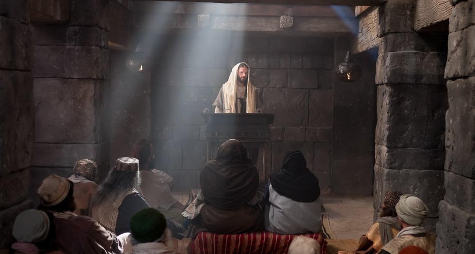 Великий пост. Евангелие от Луки 3-4