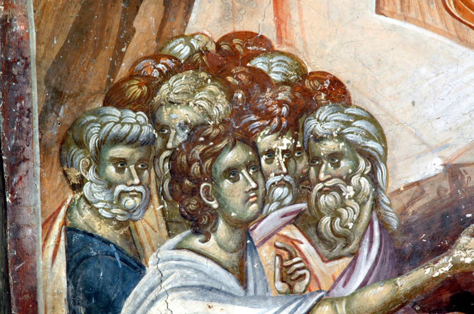 Великий пост. Евангелие от Луки 13-14