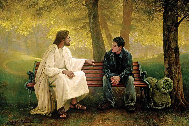 Великий пост. Евангелие от Матфея 5-6