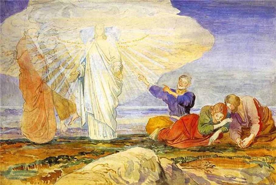 Великий пост. Евангелие от Марка 9-10