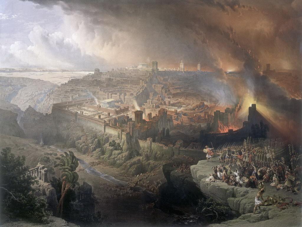 Великий пост. Евангелие от Луки 21-22