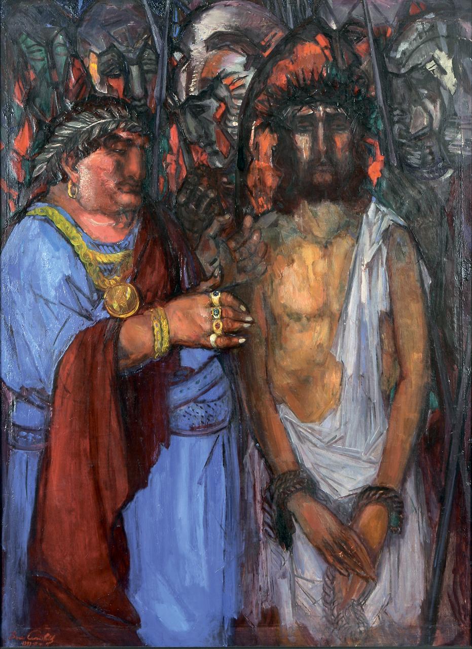 Великий пост. Евангелие от Луки 23-24