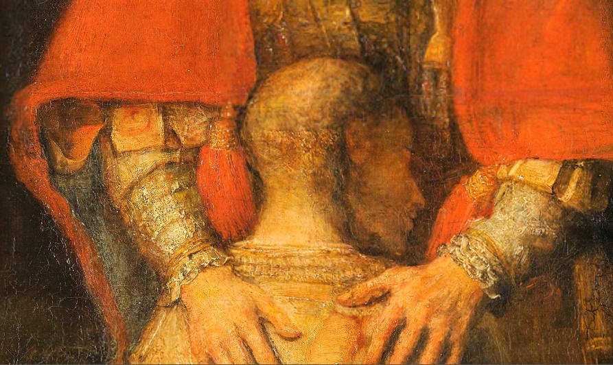 Великий пост. Евангелие от Луки 15-16