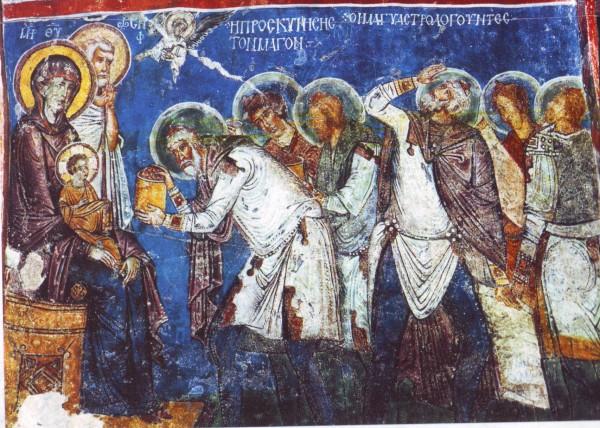 Кто были три священных царя? Откуда они пришли? Что за звезда вела их в Вифлеем?