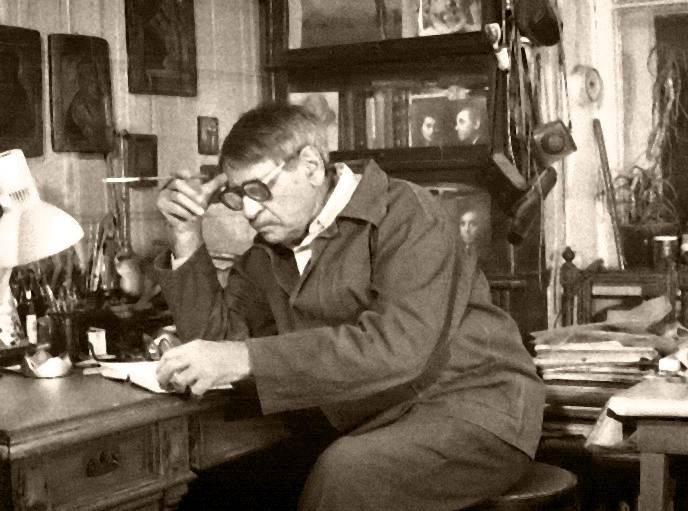 Об А.Штейнберге, переводчике «Потерянного рая» Мильтона, и самом произведении