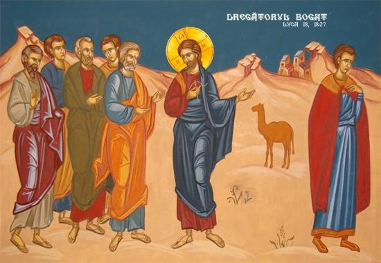 Картинки по запросу Христос и богатый юноша