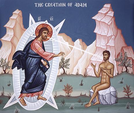Уроки Ветхого Завета. Адам