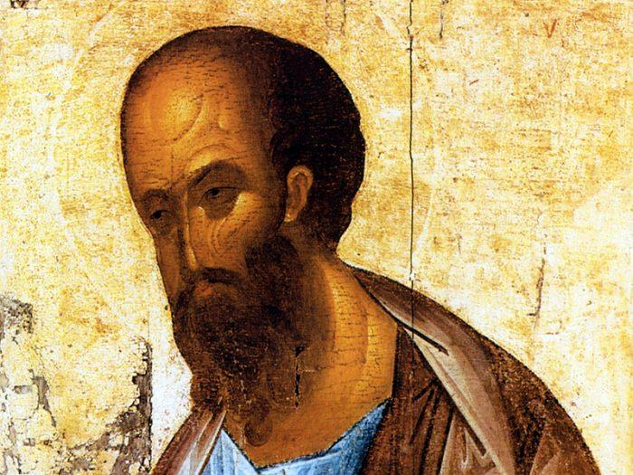 Основные антропологические понятия в посланиях Святого Апостола Павла