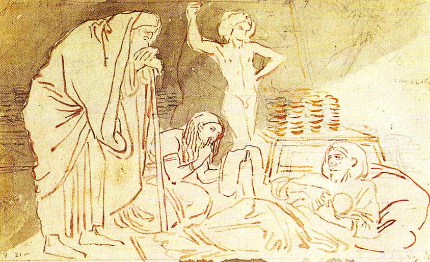 008 Рождение и жертвоприношение Исаака Бытие 21:1-22:19