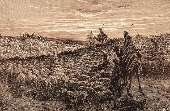 006 Призвание Авраама. Бытие 12:1-20