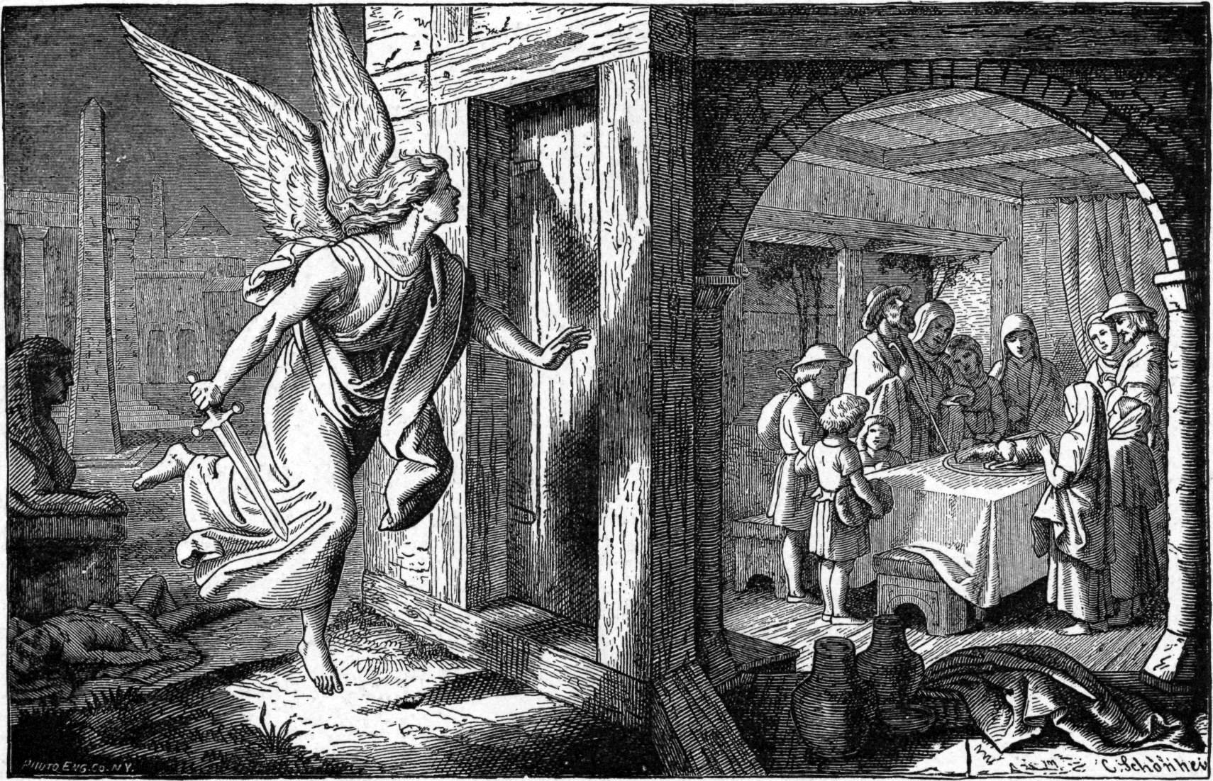 019 Пасха Исход 12:1-12:42