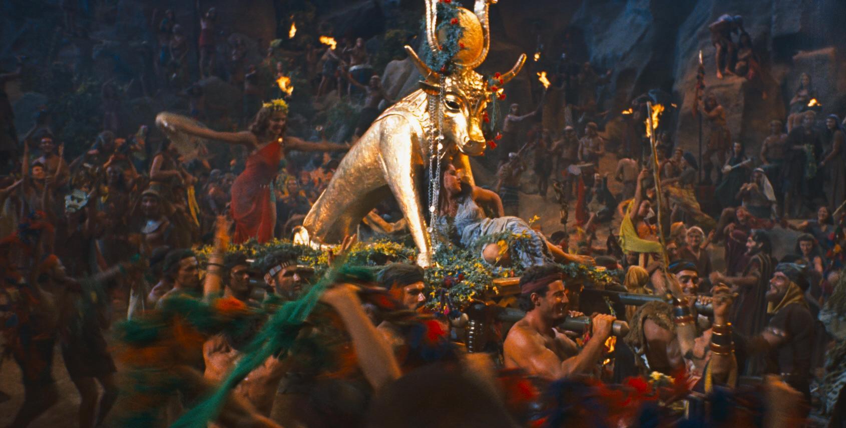 022 Золотой телец Исход 32:1-34:35