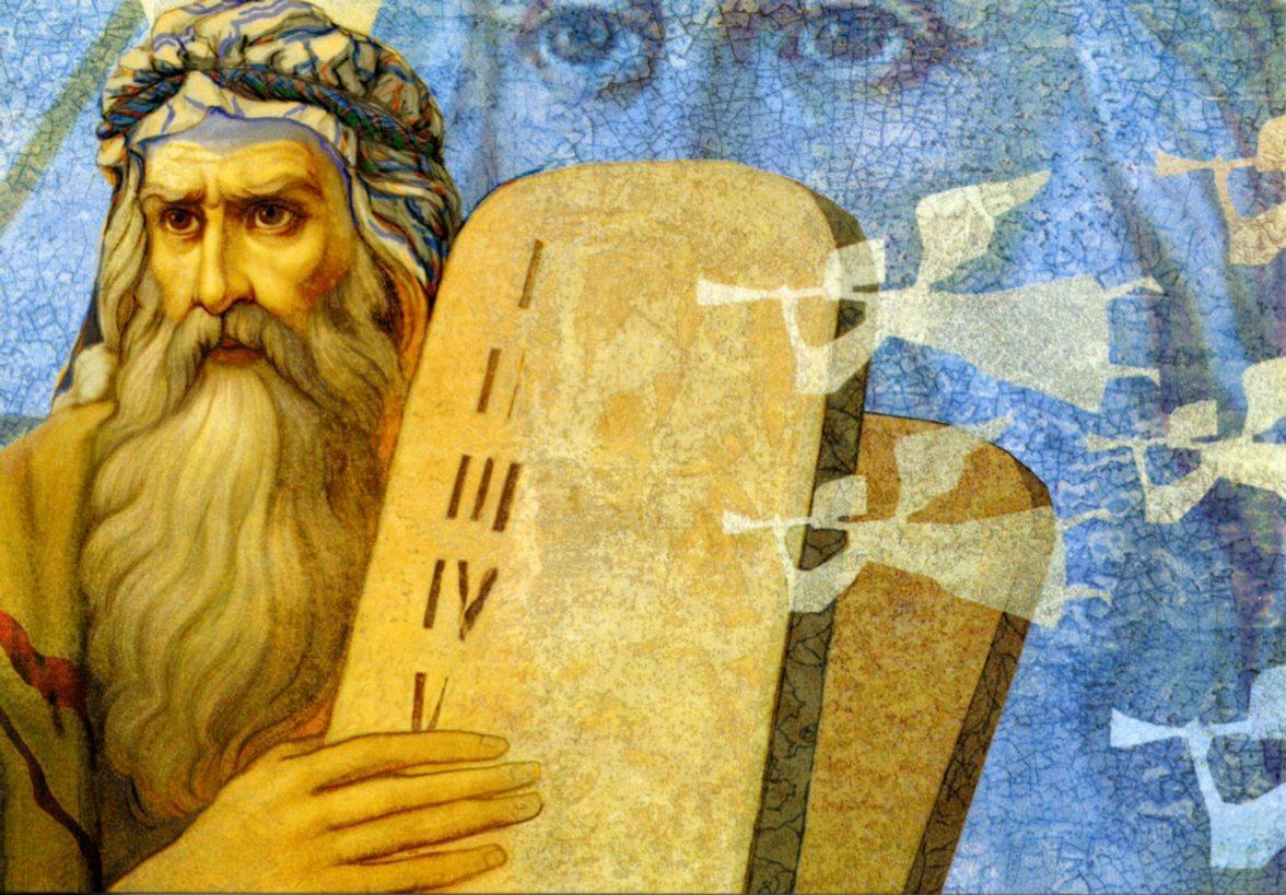 021 Десять заповедей Исход 19:1-20:21