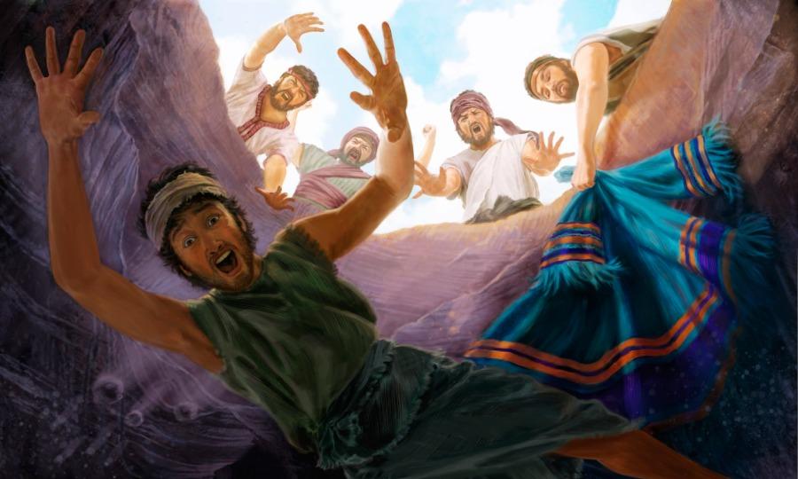 011 Иосиф: продажа в рабство Бытие 37:1-37:36