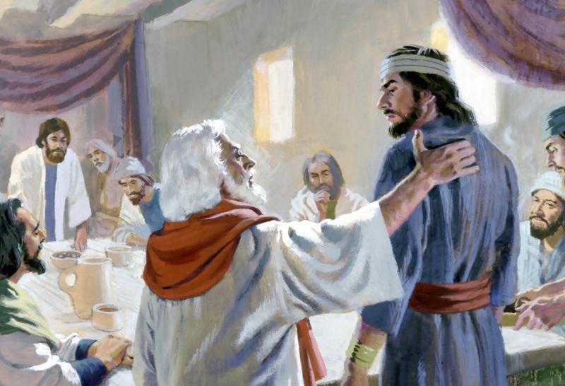 032 Царская власть – хорошо или плохо? Царь Саул 1 Царств 8:1-10:27, 15:1-35