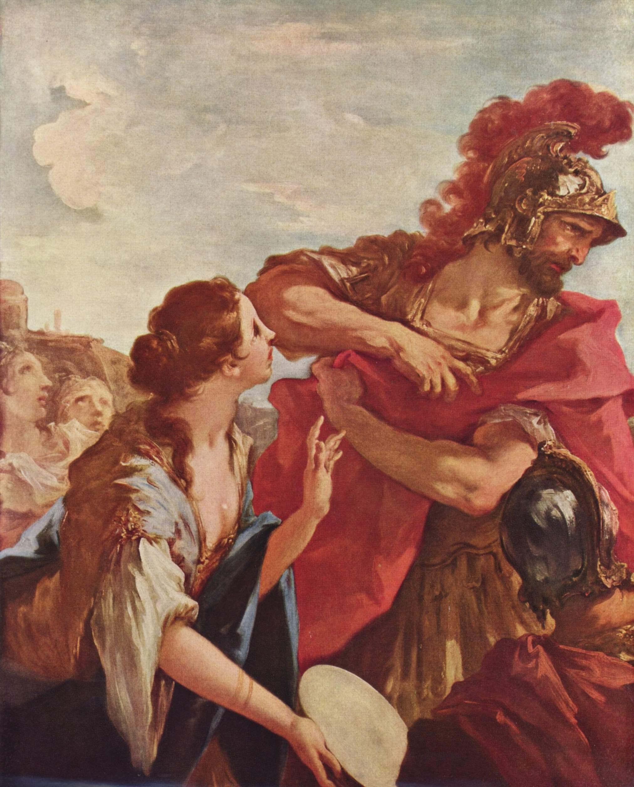 028 Иеффай: человек, не обученный Закону Суд. 11:1-40