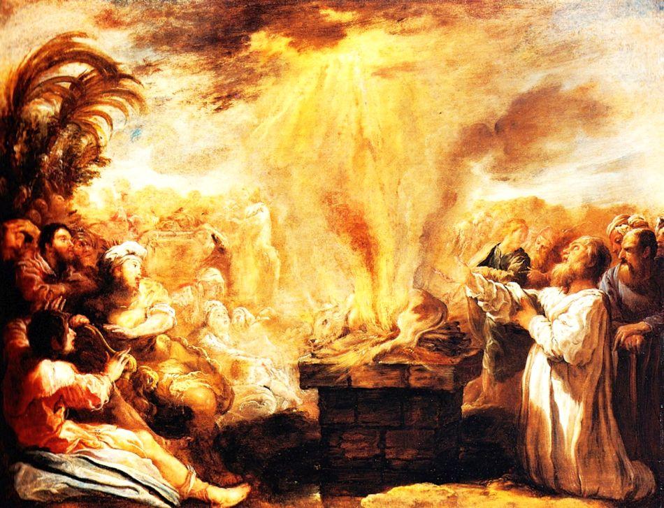039 Илия и пророки Ваала 3 Цар. 16:29-19:18