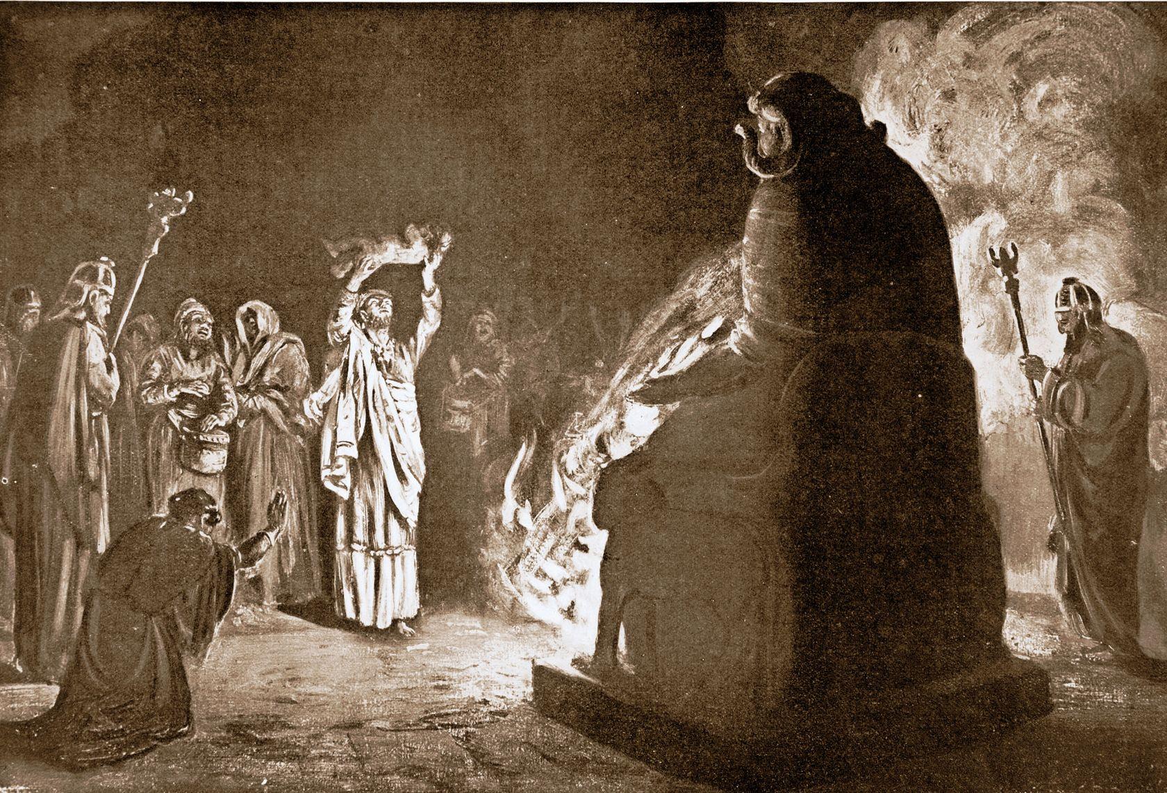 026 Непослушание Израиля Суд. 2:1-3:6