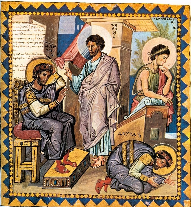 036 Давид и Вирсавия 2 Цар. 11:1-12:25