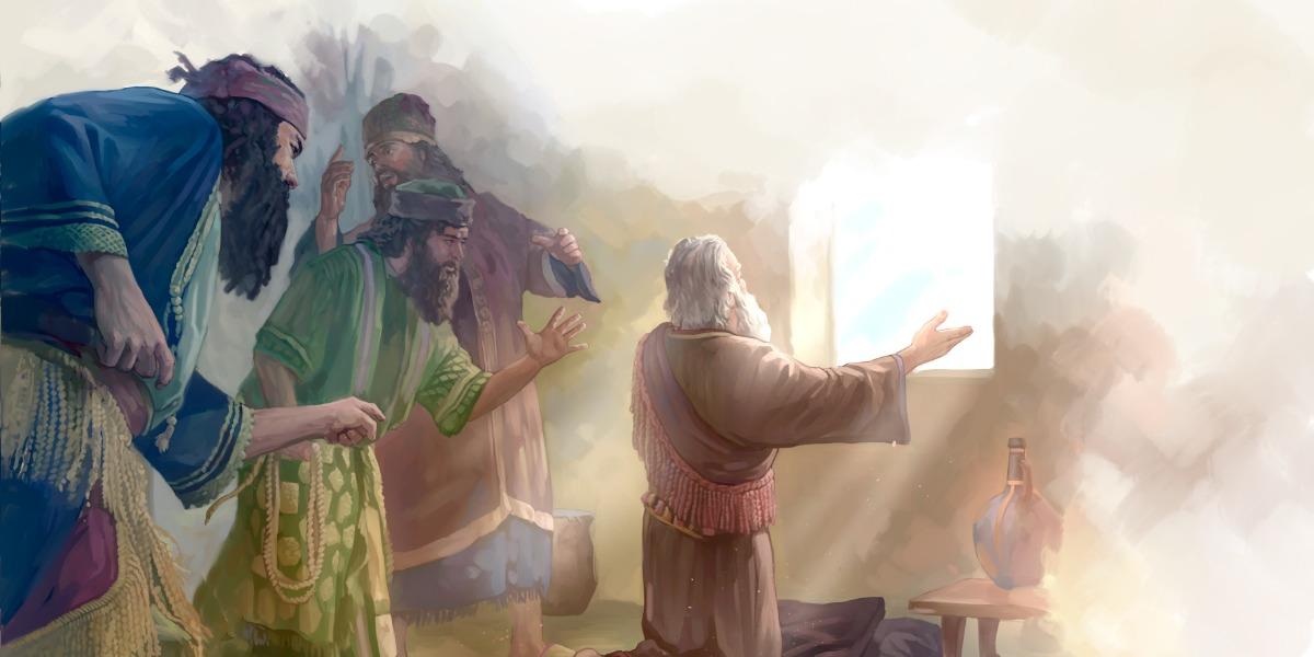 048 Сохранить веру во враждебном окружении. — Дан. 6:1-28