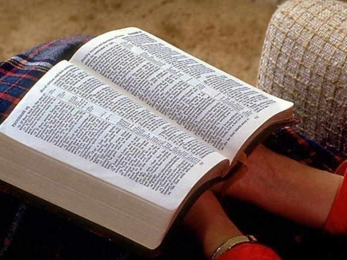 Слово — это тоже дело. И о ТК в Библии