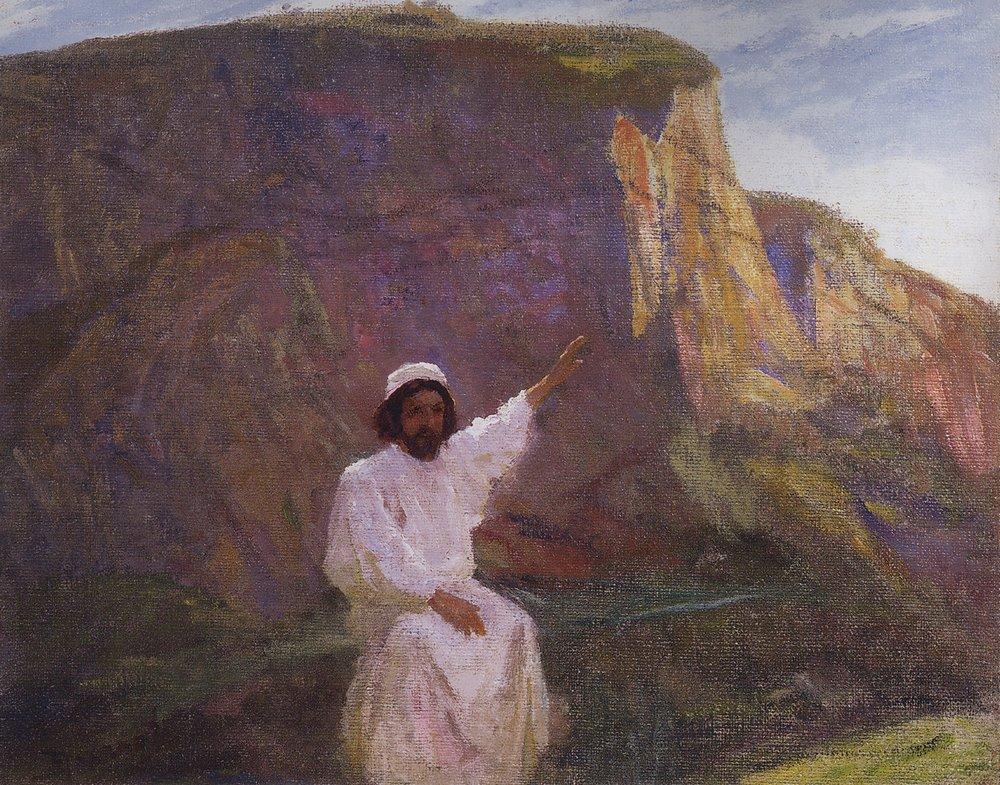 057 Нагорная проповедь, 2 часть (Мф. 6:1-7:29)