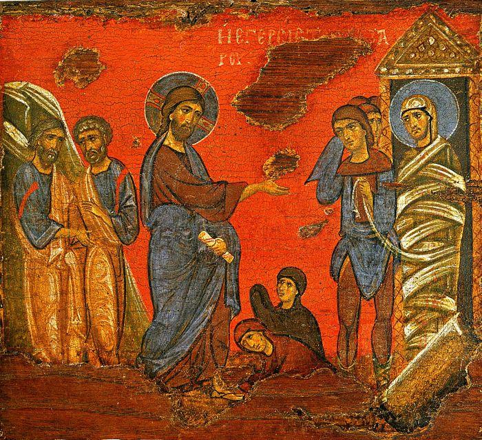 065 Воскрешение Лазаря (Ин. 11:1-57)